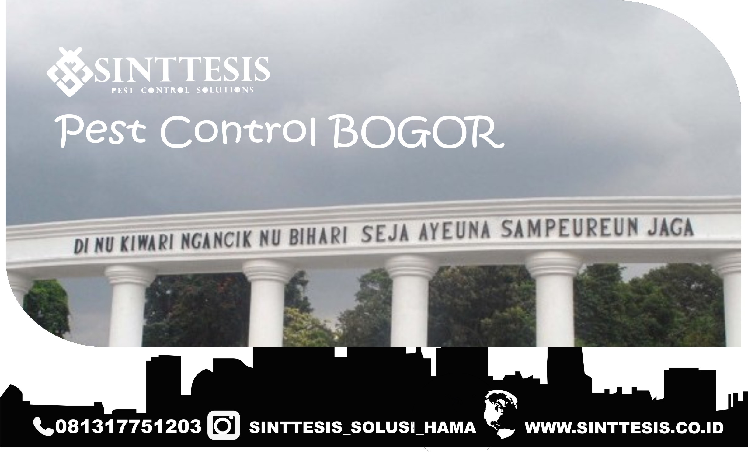 Pembasmi Rayap Alami di Bogor