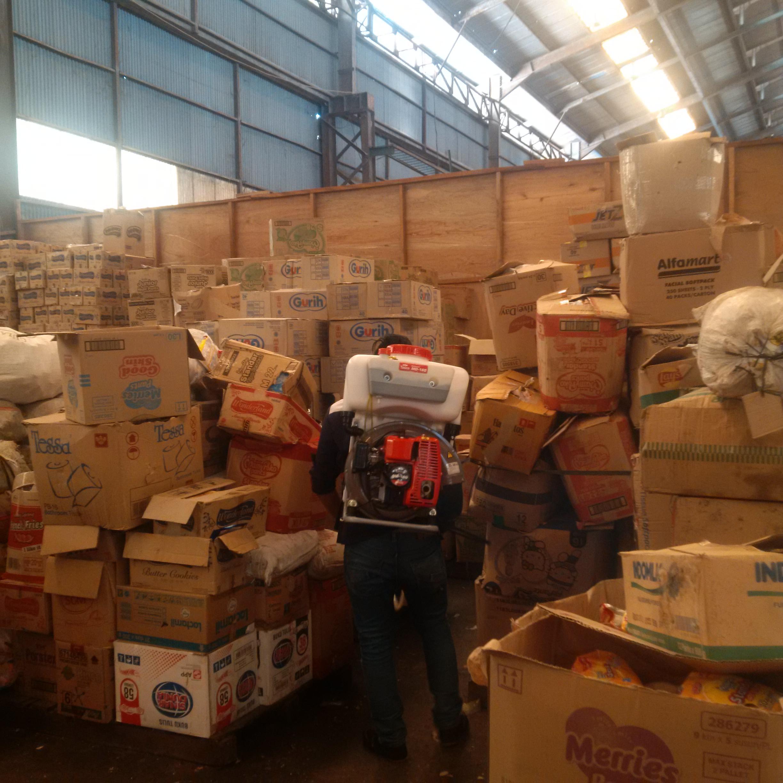Jasa Pembasmi Hama Pada Supermarket di Jabodetabek