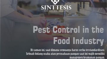 Pest Control in the Food Industry