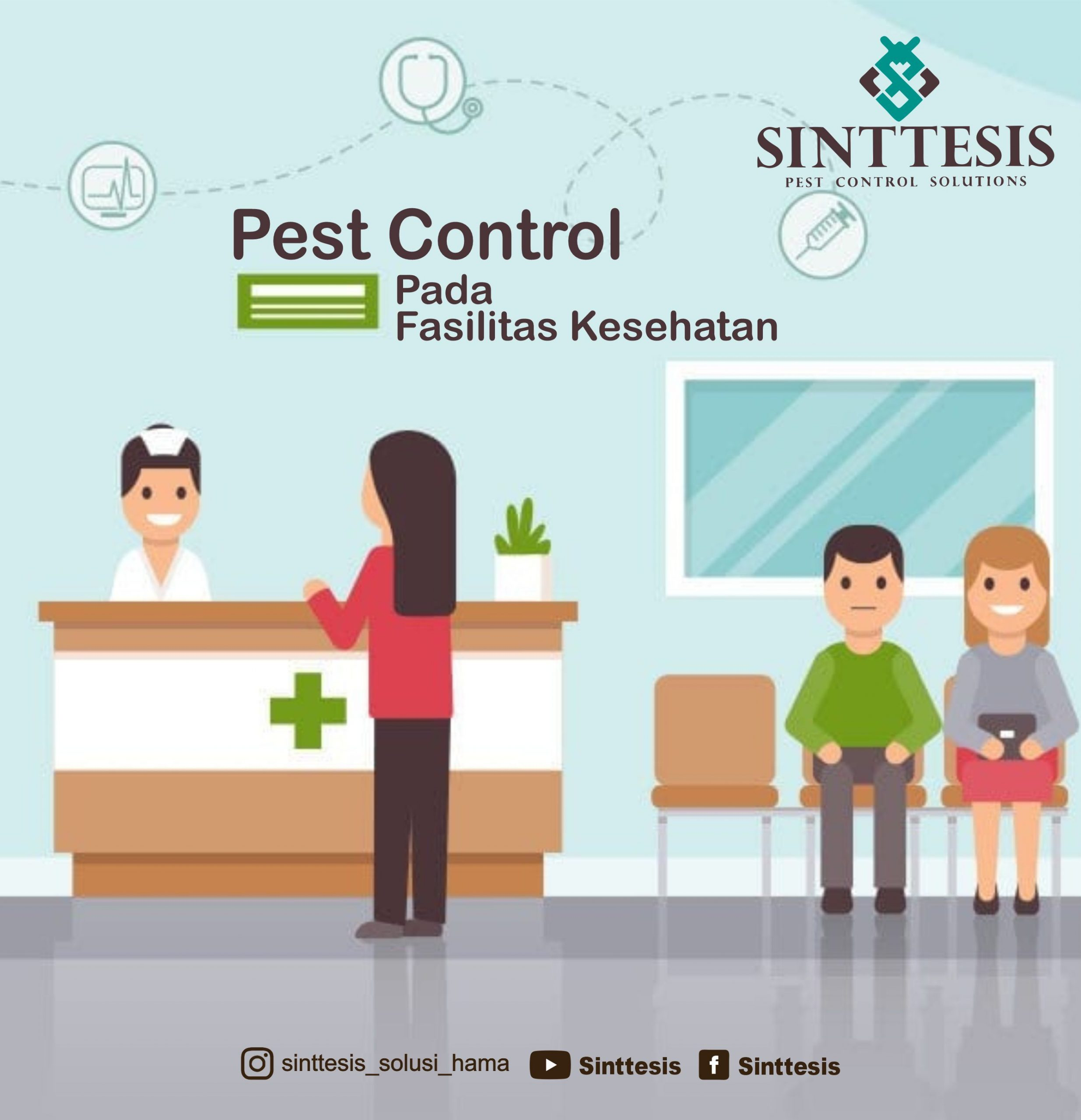 Pest Control pada Fasilitas Kesehatan
